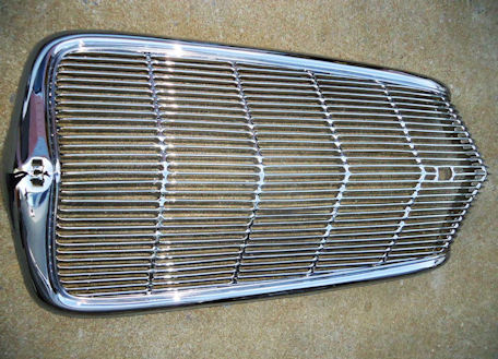Grill from 1935 Ford